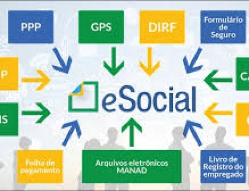e-Social -Versão 2.5- 15/12/2018 – CONFIRMADO