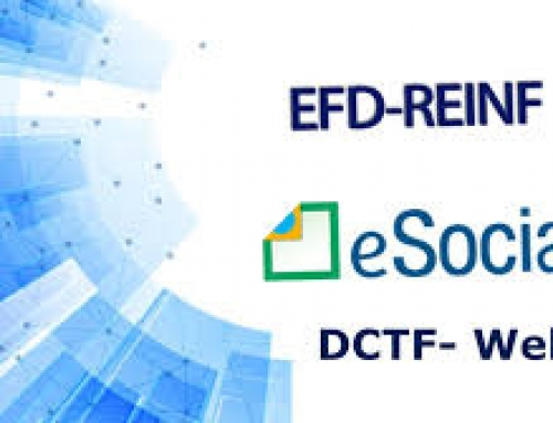 eSocial x EFD Reinf – DCTF Web