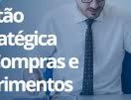 OnLine – GESTÃO ESTRATÉGICA DE COMPRAS E SUPRIMENTOS