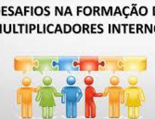 OnLine CAPACITAÇÃO DE MULTIPLICADORES INTERNOS