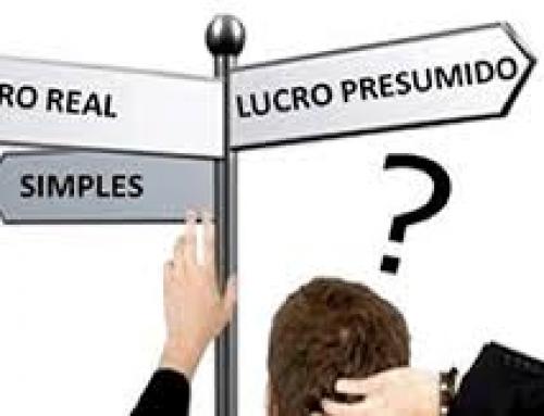 LUCRO REAL, LUCRO PRESUMIDO E SIMPLES NACIONAL