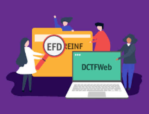 EFD REINF E DCTF WEB