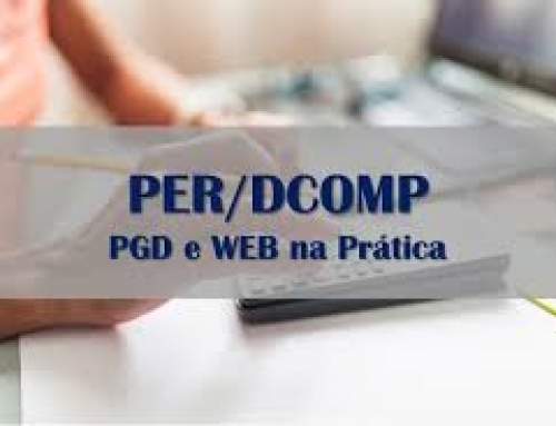 PER/DCOMP NA PRÁTICA