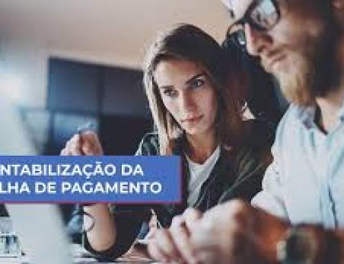 CONTABILIZAÇÃO DA FOLHA DE PAGAMENTO
