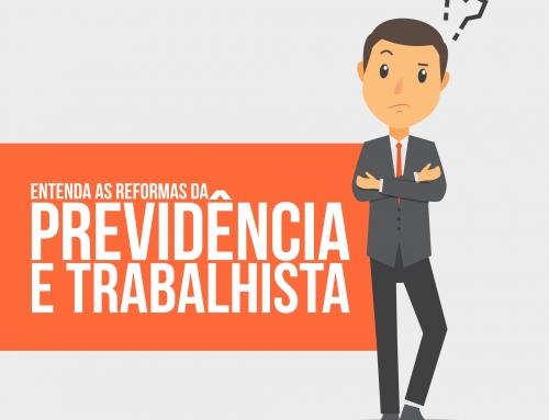 ATUALIZAÇÃO TRABALHISTA E PREVIDENCIARIA