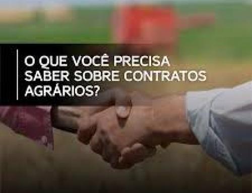 Online CONTRATOS AGRÁRIOS
