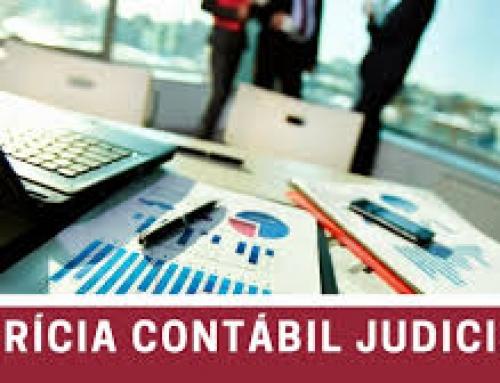 PERÍCIA CONTÁBIL JUDICIAL