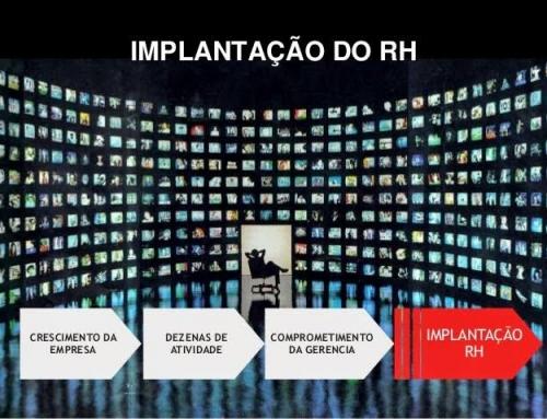 OnLine TRANSFORMAR ÁREA DE DEPARTAMENTO DE PESSOAL EM RECURSOSHUMANOS