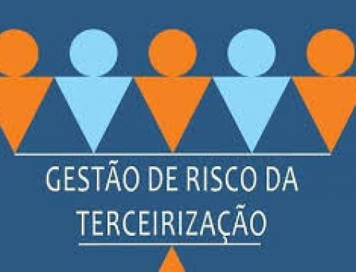 GESTÃO DE RISCOS EM CONTRATOS DE  TERCEIRIZAÇÃO
