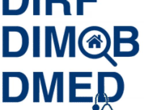 DIRF, DIMOB e DMED