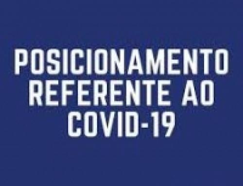"""Ref: """"Covid 19″Posicionamento da Moraes Cursos 18.03.2020"""