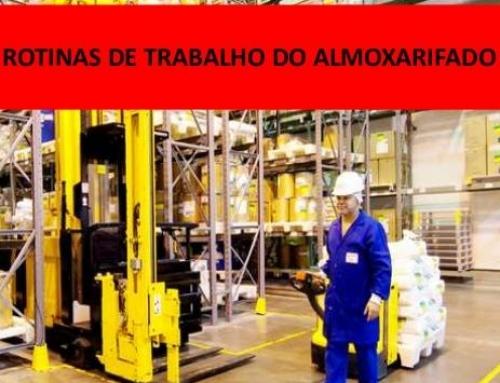 Mini OnLine – ORGANIZAÇÃO DE ALMOXARIFADOS E ARMAZÉNS