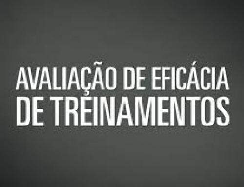 OnLine COMO PLANEJAR, EXECUTAR E AVALIAR A EFICÁCIA DO TREINAMENTO