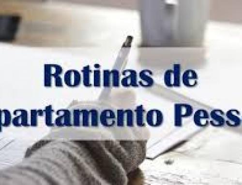 OnLine – ROTINAS TRABALHISTAS – PRÁTICO DE DEPARTAMENTO PESSOAL