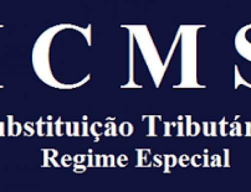 OnLine – REGIME ESPECIAL SUBSTITUTO TRIBUTÁRIO SP