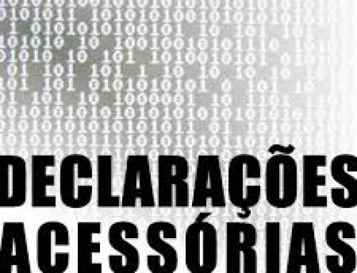 Online INTENSIVO DE DECLARAÇÕES ACESSORIAS