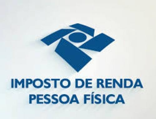 OnLine – IMPOSTO DE RENDA PESSOA FÍSICA