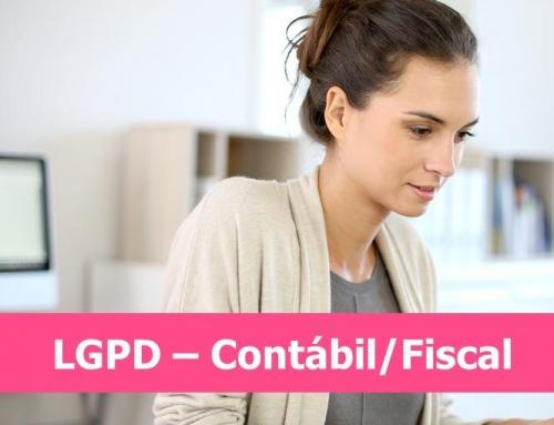 OnLine – LGPD ÁREA FISCAL